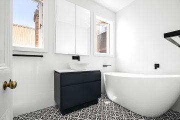 House renovation at North Sydney