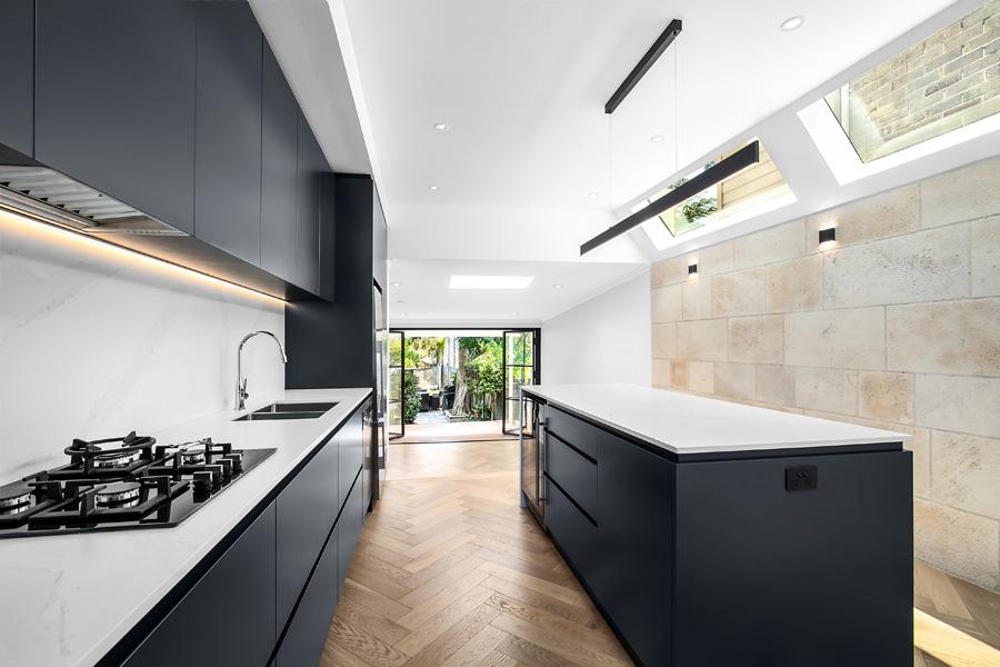 kitchen renovations north sydney