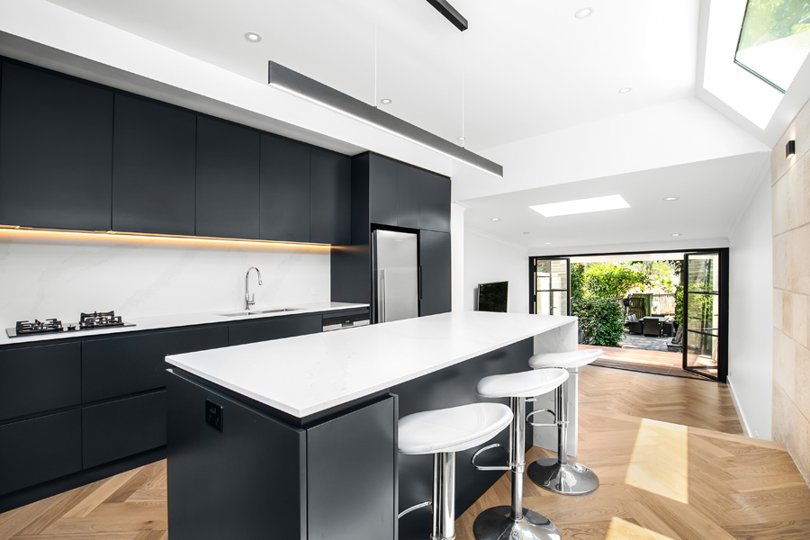 kitchens north sydney