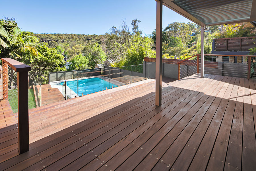 timber deck builders northern beaches