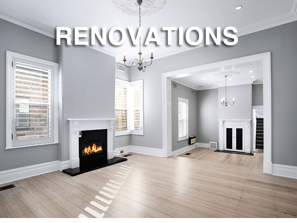 house renovations northern beaches